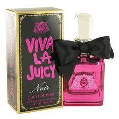 Viva La Juicy Noir Eau De Parfum Spray By Juicy Couture Perfume for Women