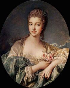 Макияж 18 века – фарфоровая красота