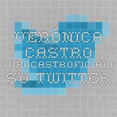 Verónica Castro (vrocastroficial) su Twitter