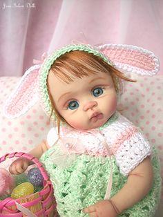 OOAK baby by Joni Inlow