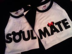 sweater miney mouse white black mickey mouse shirt couple minnie mouse swag relationships disney t-shirt soulmate soulmates cute baseball shirt mouse bow soul mate red best two pair matching shirts matching couples cardigan