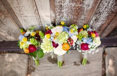 Billowy Hydrangea Wedding Flower Inspiration   OneWed