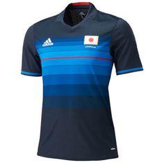 Maillot-de-foot-Japon-Domicile-2016-Olympics