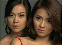 PSY with Amor Powers and Maria Amor/Yna Macaspac