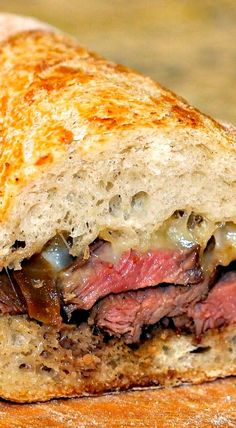 Splurge! Filet Mignon Sandwich