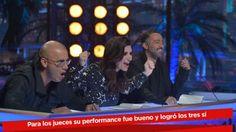 Wisin, Laura Pausini y Mario, le otorgaron un siiiiii a Fabyan Sanchez #fabydreamers #labandaFabyan #teamfabyan #labanda