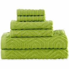 Stinky Towels:  First wash, hot cycle with 2 cups white vinegar.  Second wash, hot cycle with 1/2 cup baking soda.  Dry on high heat.  They have never smelled, felt, or absorbed better! I will be washing all towels like this from now on!