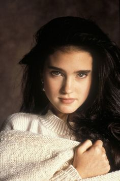 Young Jennifer Connelly in Whi is listed (or ranked) 11 on the list 26 Pictures of Young Jennifer Connelly Hollywood Actresses, Actors & Actresses, Young Actresses, Jennifer Connelly Young, Divas, Foto Art, Nicole Kidman, Child Models, Beautiful Actresses