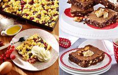 Bleche statt Stücke: beliebte Blechkuchen-Rezepte - Was ist besser als ein Stück Kuchen? Ganz klar: ein ganzes Blech voll saftigem Kuchen! Blechkuchen-Rezepte wie Kirschstreusel oder Bienenstich sind der wahrgewordene Traum aller Naschkatzen...