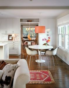 contemporary kitchen by Paul Rice Architecture