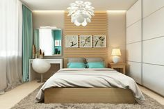 Take a look at some contemporary bedroom design inspirations! Modern Bedroom Design, Master Bedroom Design, Contemporary Bedroom, Large Furniture, Bedroom Furniture, Furniture Design, Bedroom Decor, Bedroom Styles, Bedroom Colors