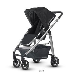 Uppa Baby - Cruz in Black $459.99 (Bassinet sold separately). Works as a snap and go for the early days. Lightweight and compact.