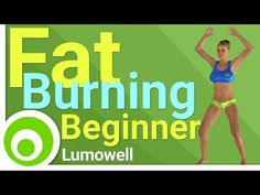 Fat Burning Workout for Beginners to Lose Weight at Home - YouTube