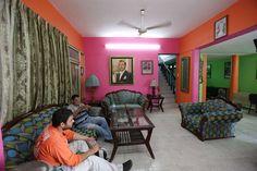 La casa de Pedro Infante en Mérida Yucatán México, ahora es un bello Hotel...