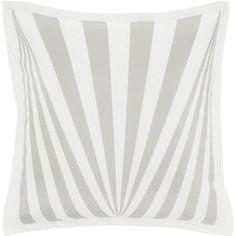 Design by Bernadotte & Kylberg kudde Optica grå cm Tapestry, Chevron, Interior, Robins, Design, Home Decor, Hanging Tapestry, Tapestries, Decoration Home