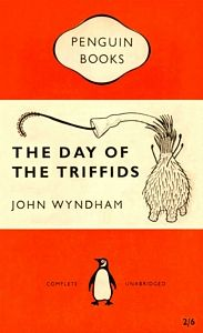 The Day Of The Triffids. By John Wyndham. Harmondsworth, Penguin Books 1954.