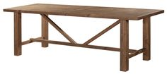Alfresco Dining Table from LH Imports is a unique home decor item. LH Imports Site carries a variety of Alfresco items. Recycled Wood Furniture, Large Furniture, Unique Home Decor, Home Decor Items, Chandeliers, Grande Table A Manger, Country Style Furniture, Table Bar, Al Fresco Dining
