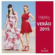 Esses dois looks da Zunnck coleção Primavera Verão 2015 estão lindos não? *-*