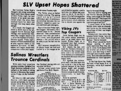 SLVHS 20 Jan 1974 Basketball