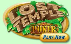 Lost Temple Poker | Pogo.com Free Online Games