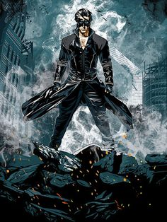 Krrish the Indian Superhero