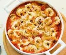 Rezept Tortellinigratin der Beste von Jennifer27 - Rezept der Kategorie Hauptgerichte mit Gemüse (Fall Recipes)