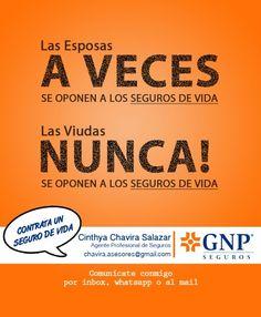 #seguro #vida #mexico #esposa #viuda #gnp #insurance