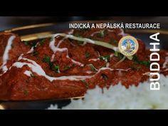 Indická a nepálská restaurace Buddha v Plzni