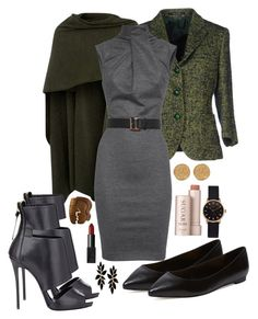 """""""day to night"""" by gingersnap21 ❤ liked on Polyvore"""
