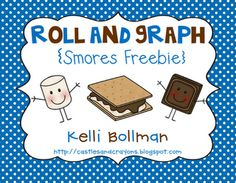 Roll and Graph freebie