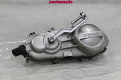 Kymco Yager 125 Variodeckel engine cover  #Motordeckel #Variodeckel #Variomatikabdeckung