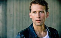 Download wallpapers Tillbert Strahl, 4k, german actor, celebrity, guys