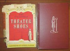 Theater Shoes by Noel Streatfeild 1945 HCDJ 1st 4th Random House Printing BCE