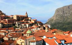 John Heseltine explores the  coast of Basilicata  and its most important town