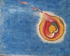 Entitled 'Embryo Of The Sun Pt.3 the womb'