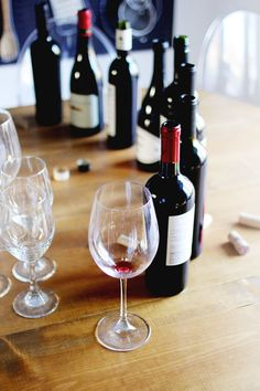 10 Awesome (Red) Wines Under $20 (search A Beautiful Mess for same list for White)