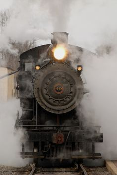 Journey on the Train Locomotive Diesel, Steam Locomotive, Train Illustration, Watercolor Illustration, Train Drawing, Choo Choo Train, Abandoned Amusement Parks, Train Art, Old Trains