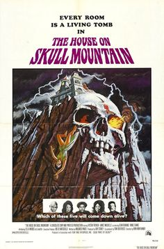 The House On Skull Mountain 1974 NR Uncut Horror Victor French DVD Very rare and hard to find out of print classic horror film. This movie is a DVD transfer to a brand new high quality DVD-R disc. Howlin' Wolf, Barenaked Ladies, Joss Stone, Joe Cocker, Jeff Beck, Comics Vintage, Vintage Movies, Horror Movie Posters, Movie Poster Art