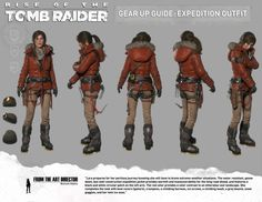 The Archaeology of Tomb Raider explores the archaeological sites, artefacts, and ancient cultures featured in the 'Tomb Raider' game series and spin-off media. Tomb Raider Ii, Tomb Raider Cosplay, Tomb Raider Lara Croft, Lara Croft Cosplay, Adam Black, Rise Of The Tomb, Hunter Outfit, Nathan Drake, Epic Games