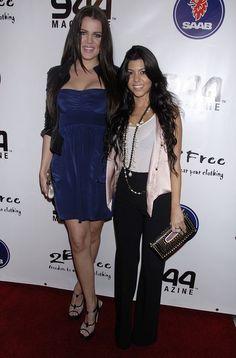 Khloe Kardashian Photos - 2B Free Spring 2008 Collection - Arrivals - Zimbio
