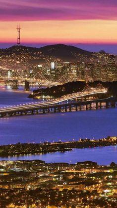 Financial District, Downtown San Francisco, California