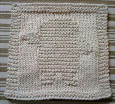Ravelry: Doctor Who Adipose Dishcloth pattern by holynarf (Lindsay)