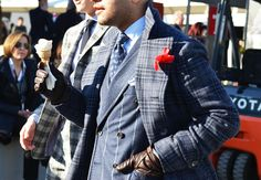 Tommy Ton at Pitti Uomo Fall 2012- Men's Street Style: Style: GQ