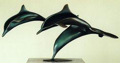 Freedom Bronze Sculpture by Trevor Askin
