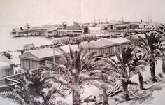 LOS BALNEARIOS DEL POSTIGUET (II) ~ Alicante Vivo - Vistas de la hilera de…