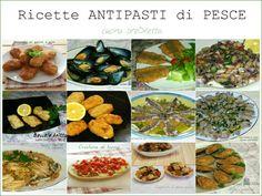 Pranzo Di Compleanno A Base Di Pesce : Fantastiche immagini in ricette antipasti aperitivi