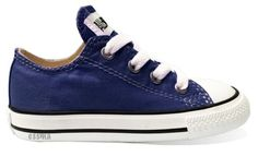 bc070c2ee79 CONVERSE All Star Chuck Taylor Low Top OX INFANT KIDS Unisex Canvas Sneakers