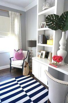 Home Office Contemporary Lighting Ideas to Use Now | www.contemporarylighting.ey | #contemporarylighting #lightingdesign #interiordesign
