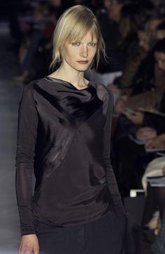 Donna Karan Fall 2002
