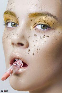 YanMcLine beauty magazine sale